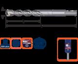 Hamerboor, SDS-plus V-Breaker 4 mm_