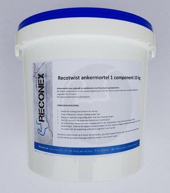 Ankermortel 1 component 10 kg