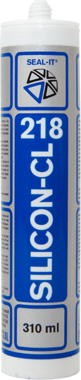 Seal-it® 218 SILICON-CL 310ml