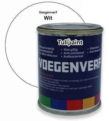 TULIPAINT VOEGENVERF 125ML