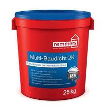 Multi baudicht 2K 25 kg