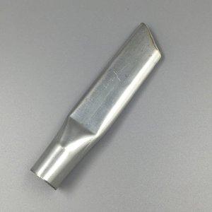 RVS platte spuitmond voor mortelpistool