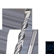 Hamerboor, SDS-plus V-Breaker 4 mm